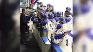 Hockey Calgary apologizes after playoff game coin toss enrages parents