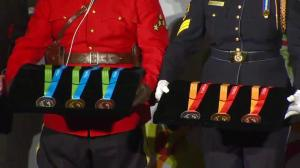 2015 Pan Am Games medals unveiled
