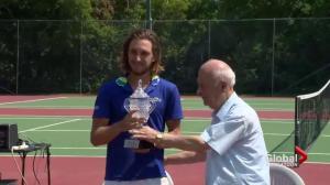 Canadian Filip Peliwo wins Houghton Boston Tennis Classic