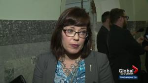Alberta justice minister to improve supports for sex assault victims