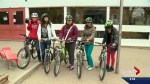 Paying it forward with bikes