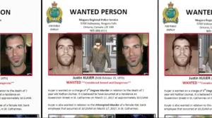 Nationwide man-hunt for suspected Ontario child murderer
