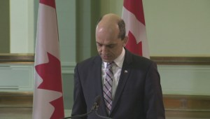 Minister Blaney offers details on new Foreign Criminal legislation