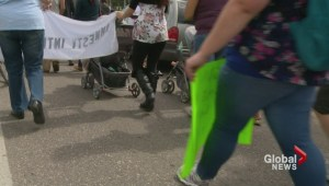 Walk for inquiry into missing and murdered Aboriginal women