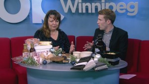 Kitchen gift ideas for the holiday season on Global News Morning