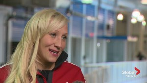 Kaillie Humphries set to take on the world
