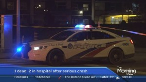 Driver charged after fatal single-vehicle crash in downtown Toronto
