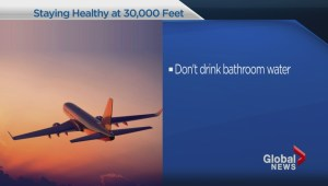 Travel: Tips for flying healthy