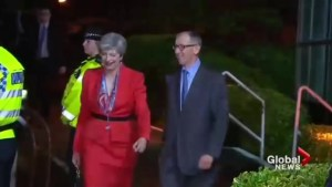 Pressure on Theresa May to step aside