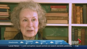 Margaret Atwood one on one