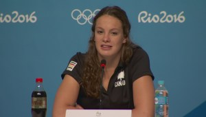 Rio 2016: Canada's Penny Oleksiak talks about her newfound fame