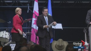 Alberta Progressive Conservatives pick Jason Kenney as new leader