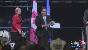 Alberta Progressive Conservatives pick Jason Kenney as new leader