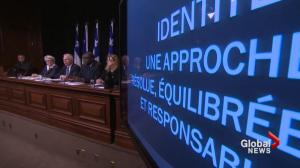 PQ criticizes Quebec's proposed religious neutrality law