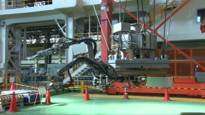Robots to play key role in dismantling nuclear reactors at Fukushima