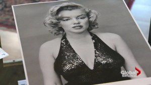 Rare photo of Marilyn Monroe turns up in Vancouver