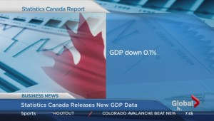 BIV: Statistics Canada releases new GDP data