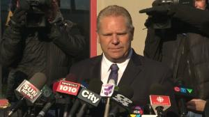 Doug Ford will not seek leadership of Ontario PC party