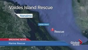 Valdes Island Rescue