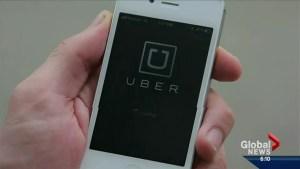 Free Uber rides in Edmonton end