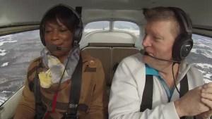 Plane Talk: Celina Caesar-Chavannes