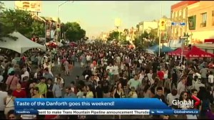 Taste of the Danforth kicks off in Toronto