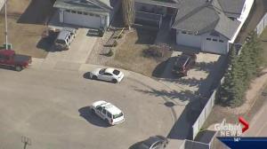 Woman found dead inside Sherwood Park home