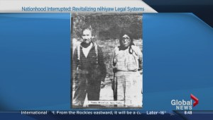 'Nationhood Interrupted' – revitalizing the nêhiyaw legal system