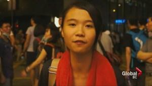 Hong Kong Protests and Local Reaction