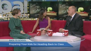 Tips for parents: Preparing your kids to head back to school
