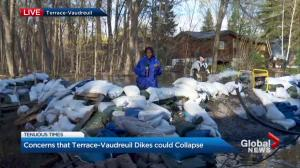 Quebec floods: New troubles for Terasse-Vaudreuil residents