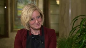 Alberta Premier-designate Rachel Notley on Keystone, jobs and climate change