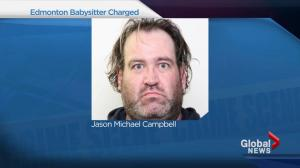 Disturbing charges against Edmonton babysitter