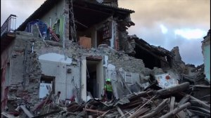 At least 73 dead following powerful earthquake in Italy; rescuers work to find survivors