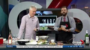 The Marc Restaurant shares a salad nicoise recipe