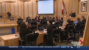 Saskatoon Mayor Don Atchison addresses city council conduct