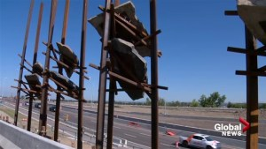 Rejected Siksika artist weighs in on controversial Bowfort Towers sculpture