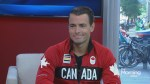 Olympic gold medallist Adam van Koeverden ends his career with donation to Right To Play