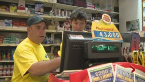 Convenience store day in Halifax
