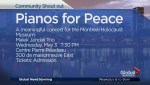 Community Events: Pianos for Peace