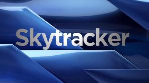 Skytracker Weather Montreal April 18