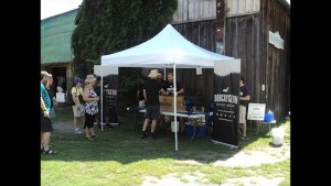 2nd annual Bobcaygeon Beer Festival