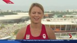 Olympic Medalist Erica Wiebe talks Gold