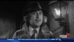 The legacy of actor Gene Wilder