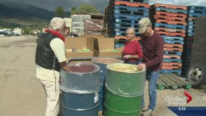 Okanagan man on a mission helps feed 16 Fillipino villages