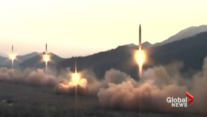North Korea unsuccessfully launches ballistic missile in defiance of U.S.