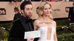 'Big Bang Theory' actor Simon Helberg protests Trump travel ban at SAG Awards