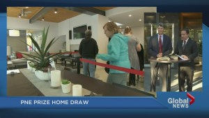 2015 PNE Prize Home Draw