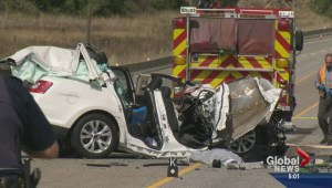 Driver who caused fatal Highway 97 crash admits his guilt