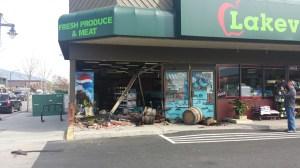 Hit-and run driver smashes into Kelowna supermarket